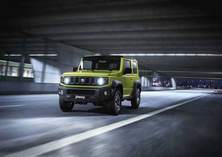 Suzuki All New Jimny 33