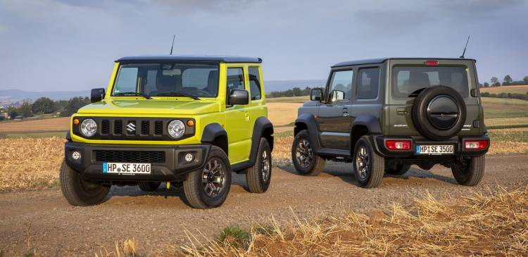 Suzuki All New Jimny Portada