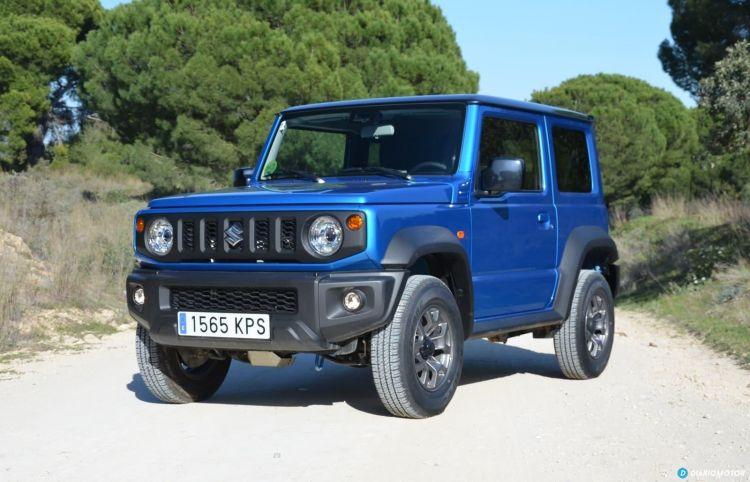 Suzuki Allgrip Jimny 0319 001