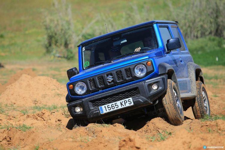 Suzuki Allgrip Jimny 0319 071