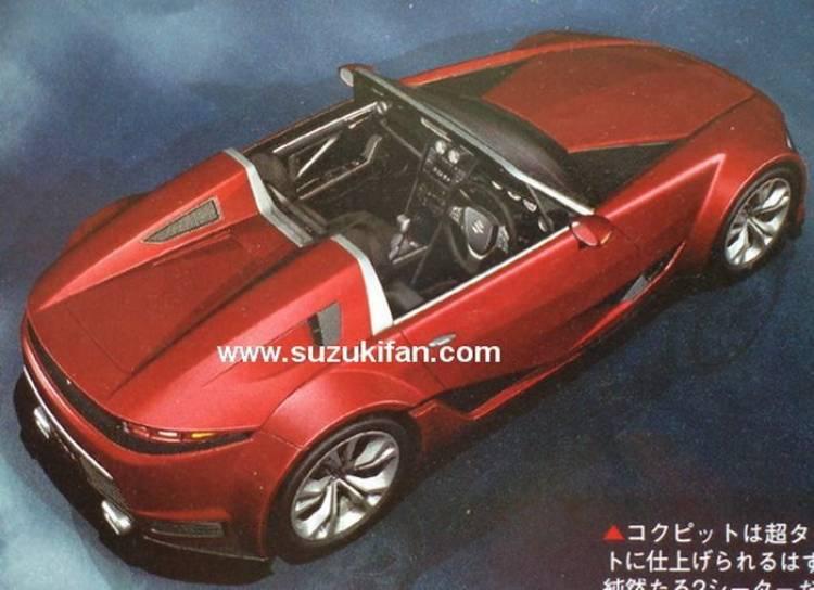 ¿Volverá pronto el Suzuki Capuccino?