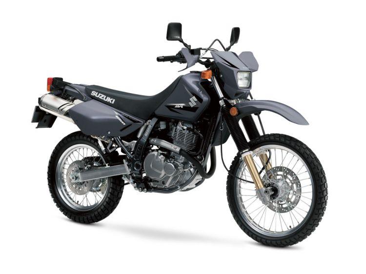 Suzuki Dr650se 2
