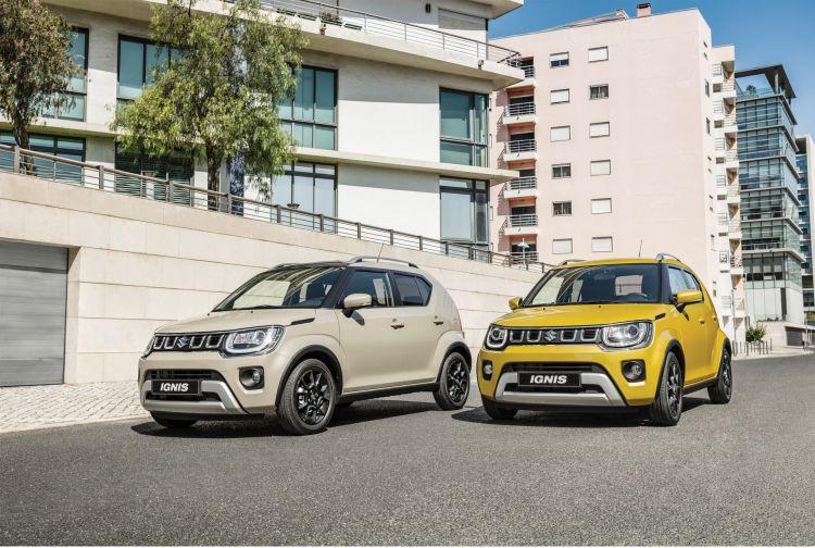 Suzuki Ignis Agosto 2020 01