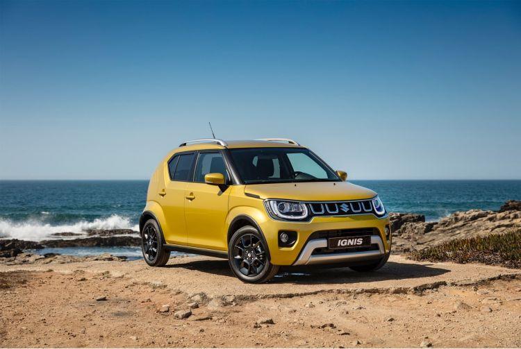 Suzuki Ignis Agosto 2020 02