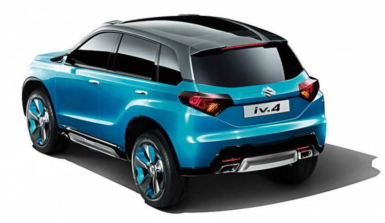 Suzuki presentará su propuesta de SUV compacto en el Salón de París