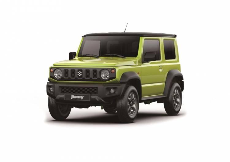 Suzuki Jimny 2018 5