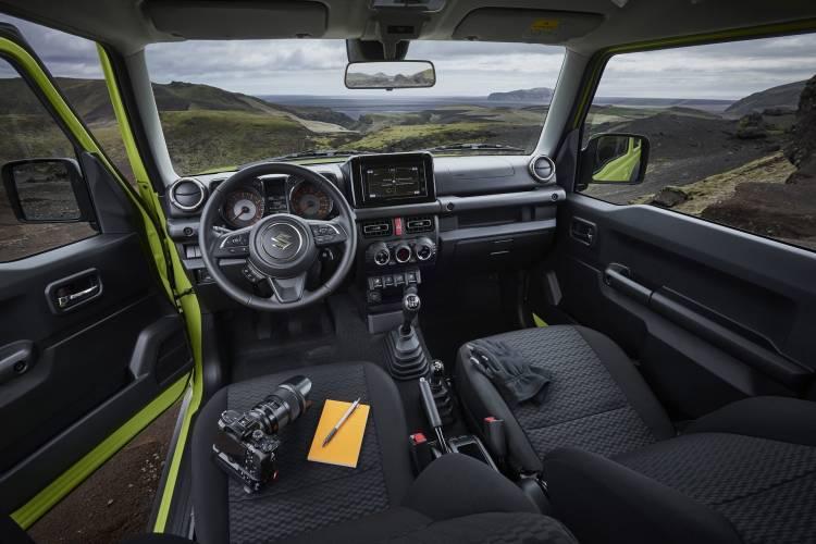 Suzuki Jimny 2019 Europa 2