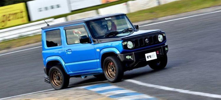Suzuki Jimny Circuito