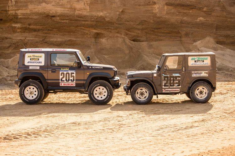 Suzuki Jimny Dakar 1