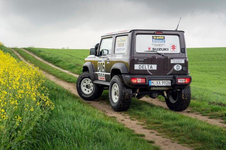 Suzuki Jimny Dakar 7