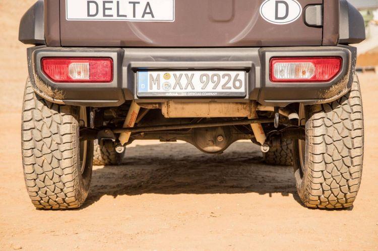 Suzuki Jimny Dakar 9