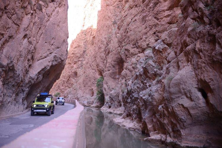 Suzuki Jimny Desert Experience 2019 00076