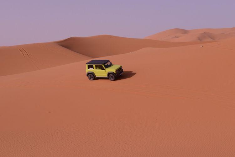 Suzuki Jimny Desert Experience 2019 00133