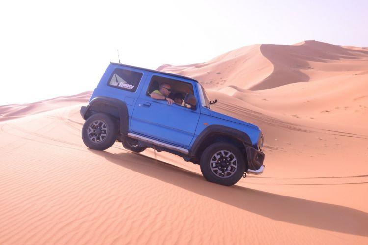 Suzuki Jimny Desert Experience 2019 00142