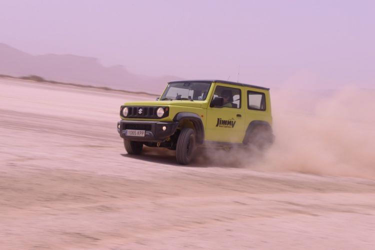 Suzuki Jimny Desert Experience 2019 00281