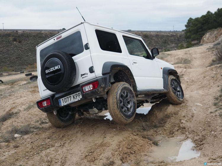 Suzuki Jimny Exterior Blanco 00001