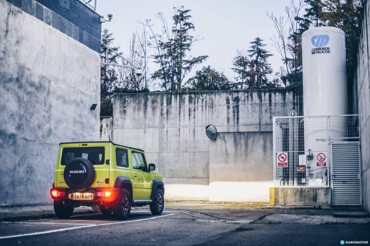 Suzuki Jimny Prueba 6