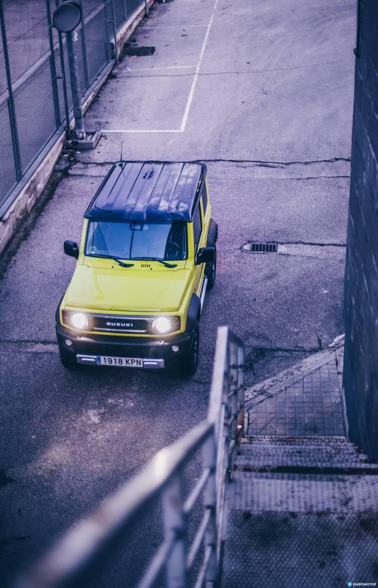 Suzuki Jimny Prueba 8