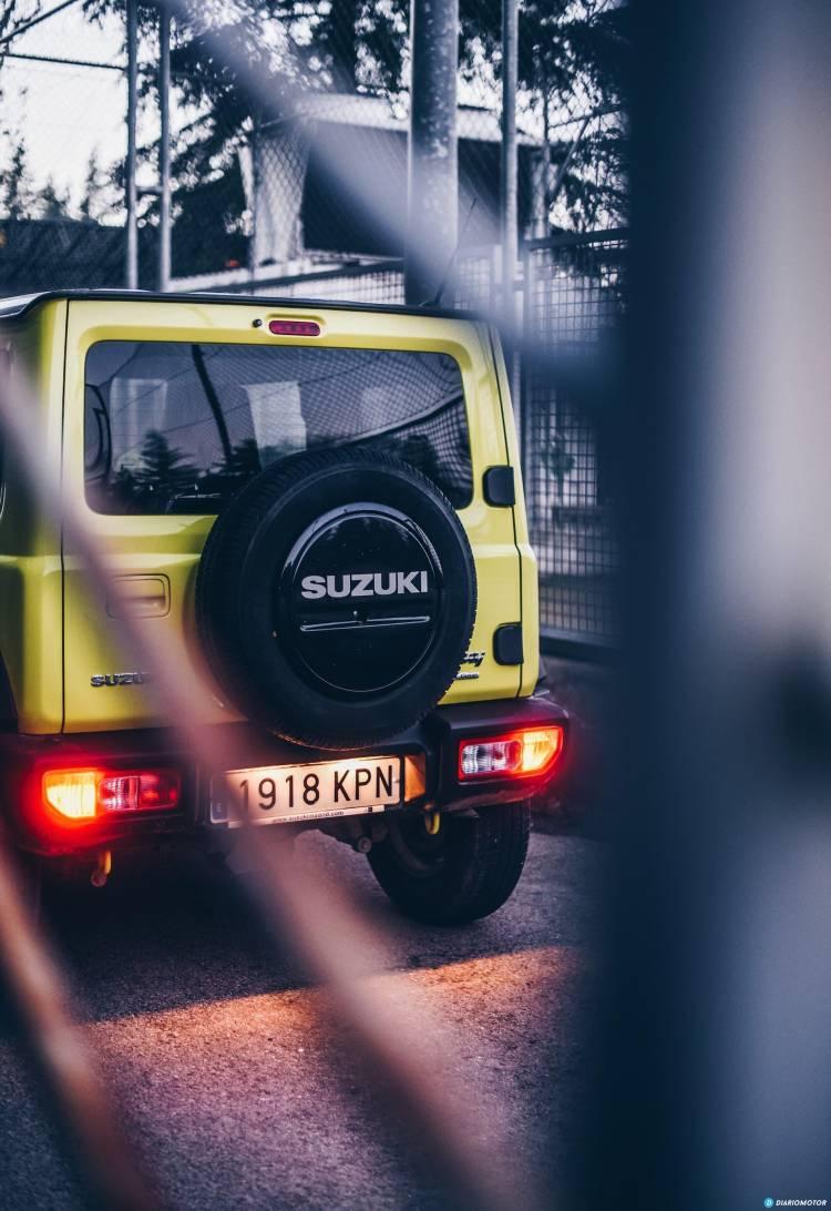 Suzuki Jimny Prueba 9