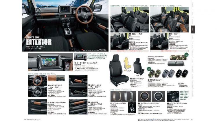 Suzuki Jimny Opciones Japon Dm 15