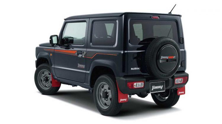Suzuki Jimny Opciones Japon Dm 8