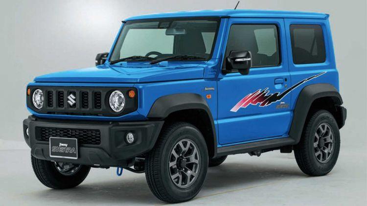 Suzuki Jimny Opciones Japon Dm 9