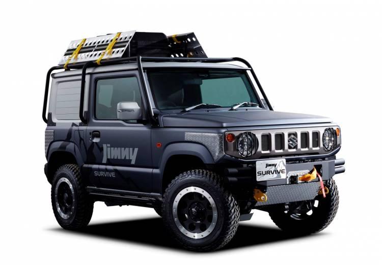Suzuki Jimny Tokyo 2019 1