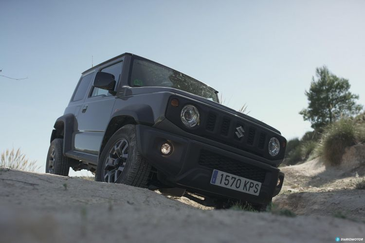 Suzuki Jimny Vs Dacia Duster Frontal 00002