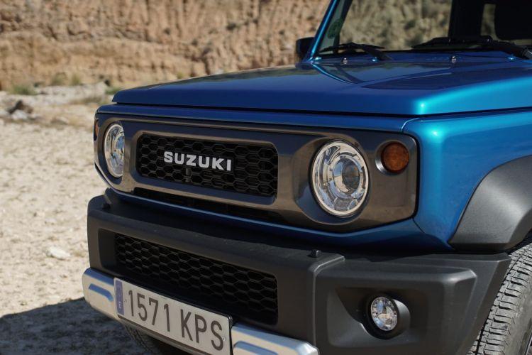 Suzuki Jimny Vs Mercedes Clase G 00007