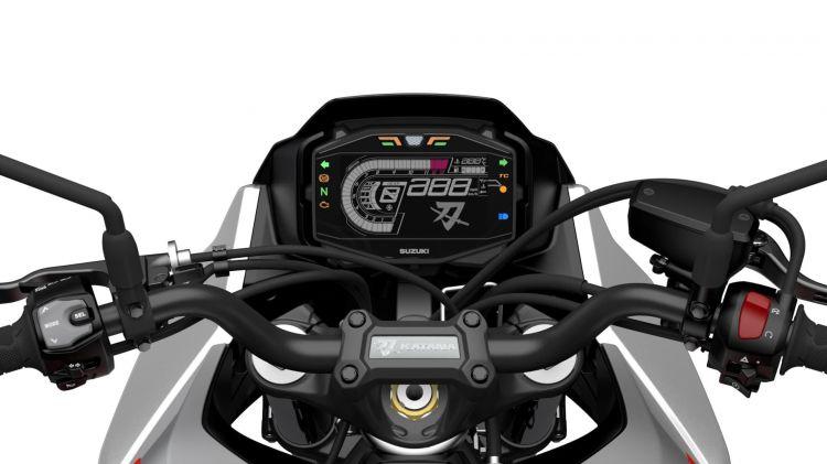 Suzuki Katana 2019 1401006 Katana M0 Cockpit Copia