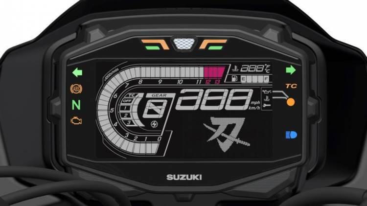 Suzuki Katana Dm 6