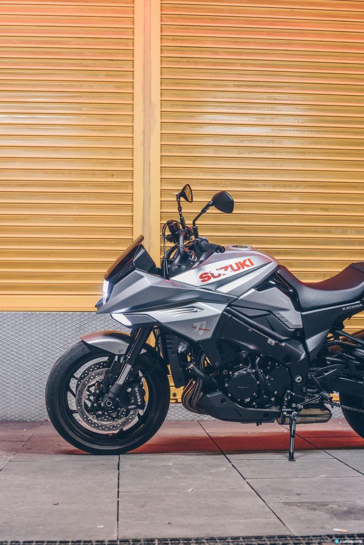 Suzuki Katana Prueba Diariomotor 21