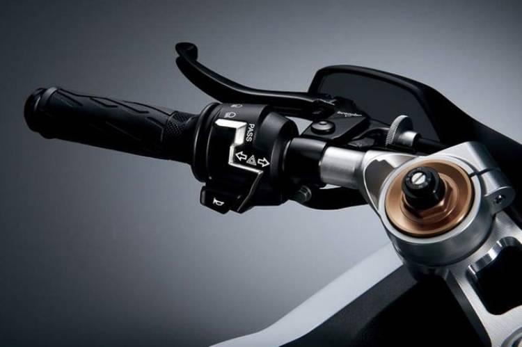 Suzuki Recursion Concept: el futuro de las motos es turboalimentado