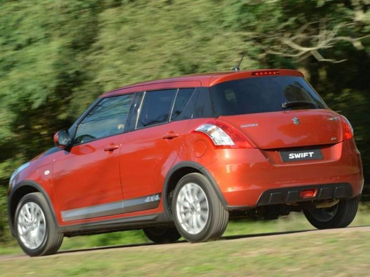 Suzuki Swift Outdoor 4x4, el utilitario nipón se vuelve campero