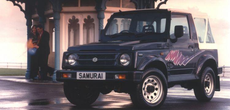 Suzuki Samurai 4x4