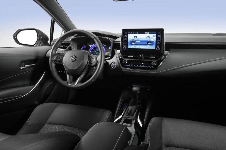 Suzuki Swace Prueba 1220 059