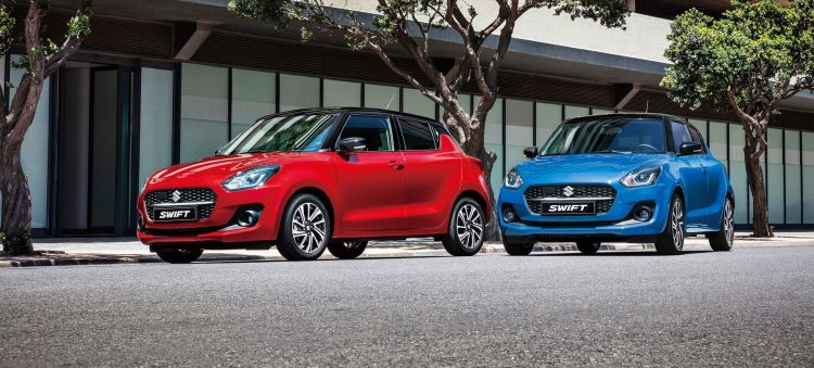 Suzuki Swift 2020 P