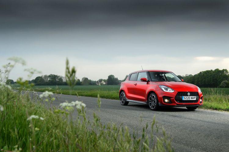 Suzuki Swift Sport Hibrido Dm 1