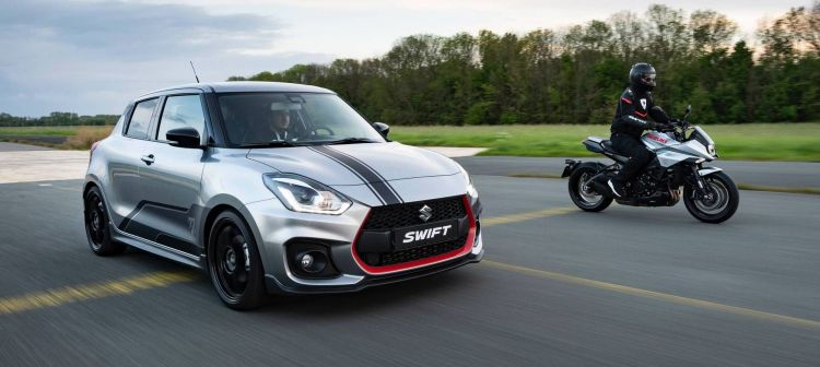 Suzuki Swift Sport Katana P