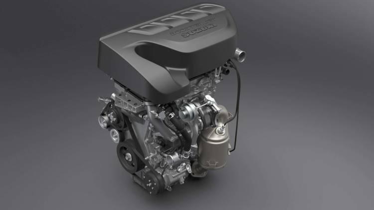 Suzuki Vitara 2018 1 4 Boosterjet