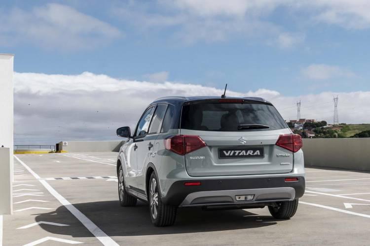 Suzuki Vitara Dm 1
