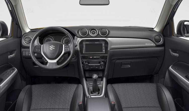 Suzuki Vitara Interior
