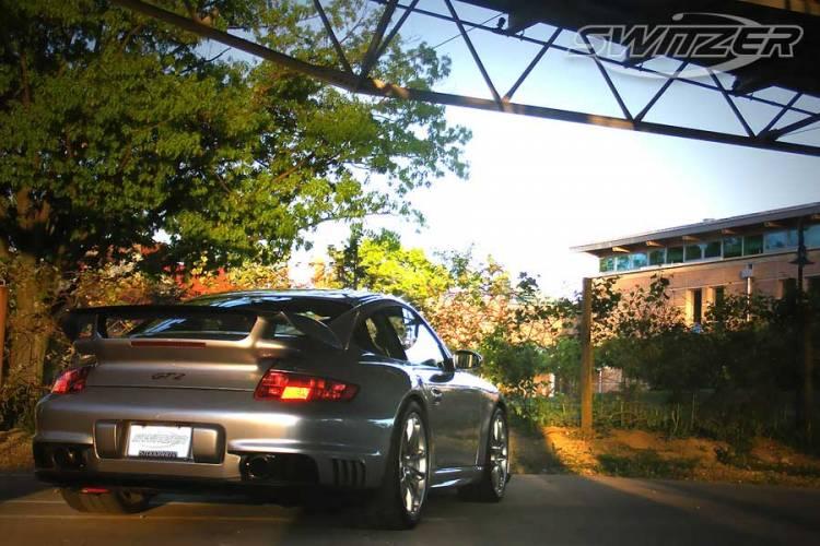Porsche 911 GT2 Switzer