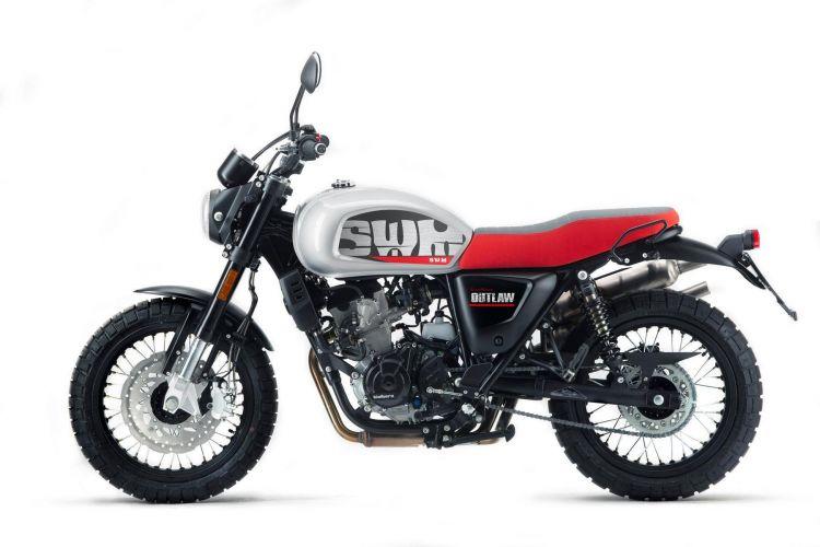 Swm Outlaw 125 2020 3