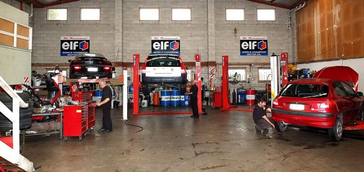 Taller Mecanico Coches