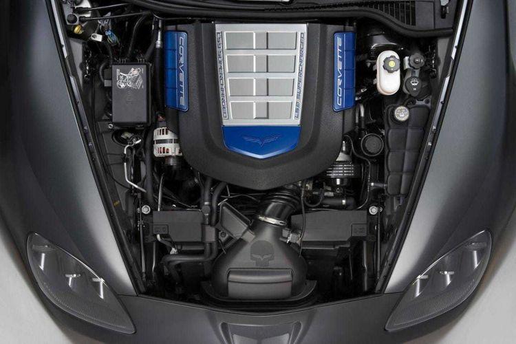 Tapa Motor Corvette Zr1