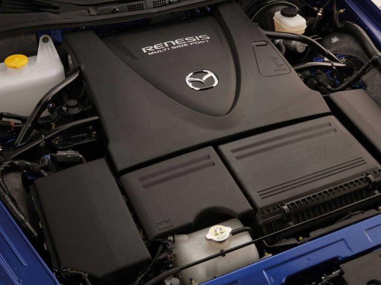 Tapa Motor Mazda Rx 8