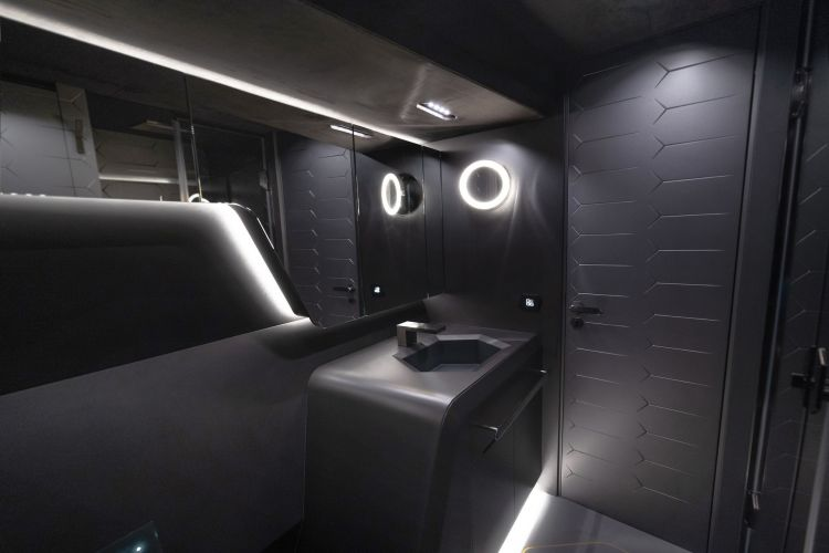 Tecnomar Lamborghini 63 Interior 3