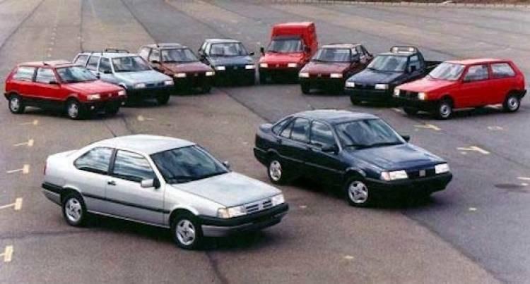 Fiat Tempra (Brasil, 1993)