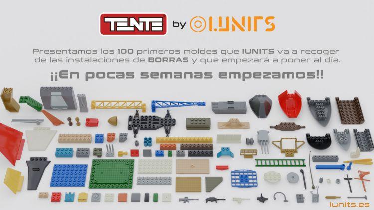 Tente Iunits 0821 01